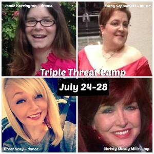 Triple July 24