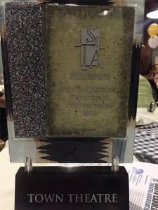 SCTA award 2017